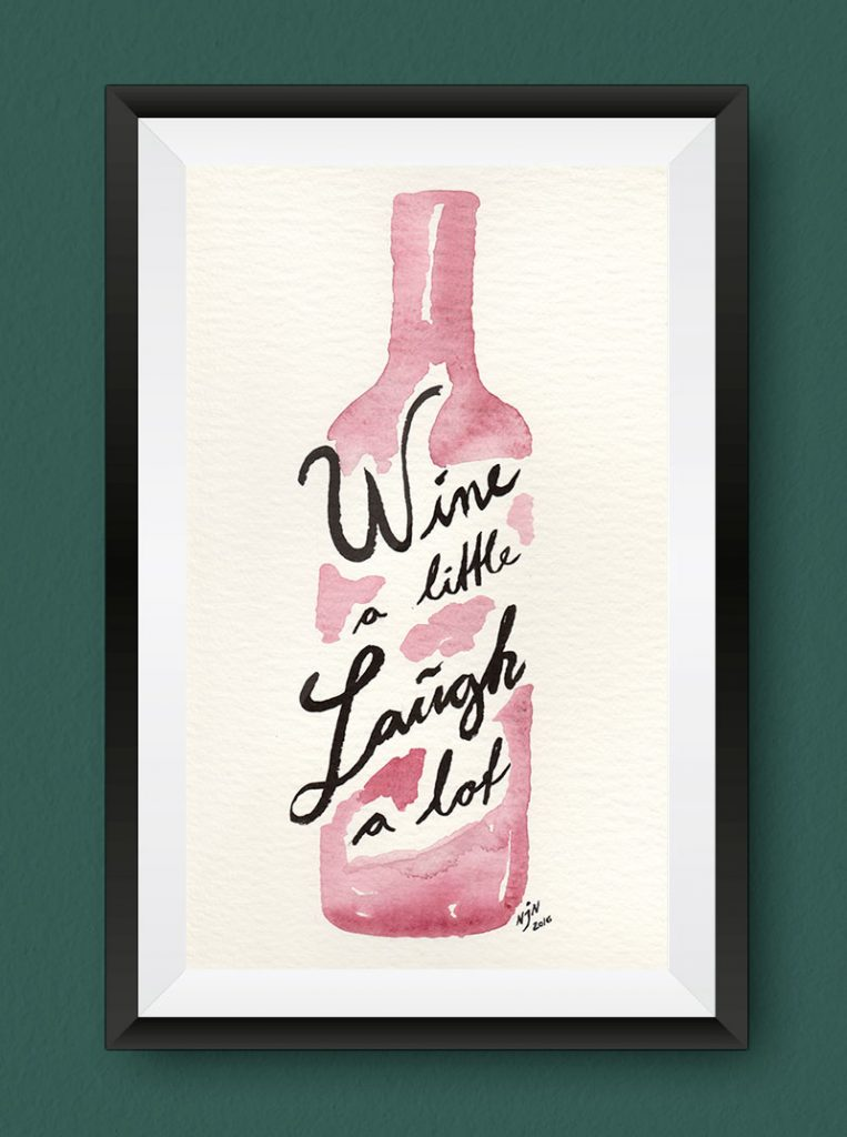 Wine a little – Inspiration