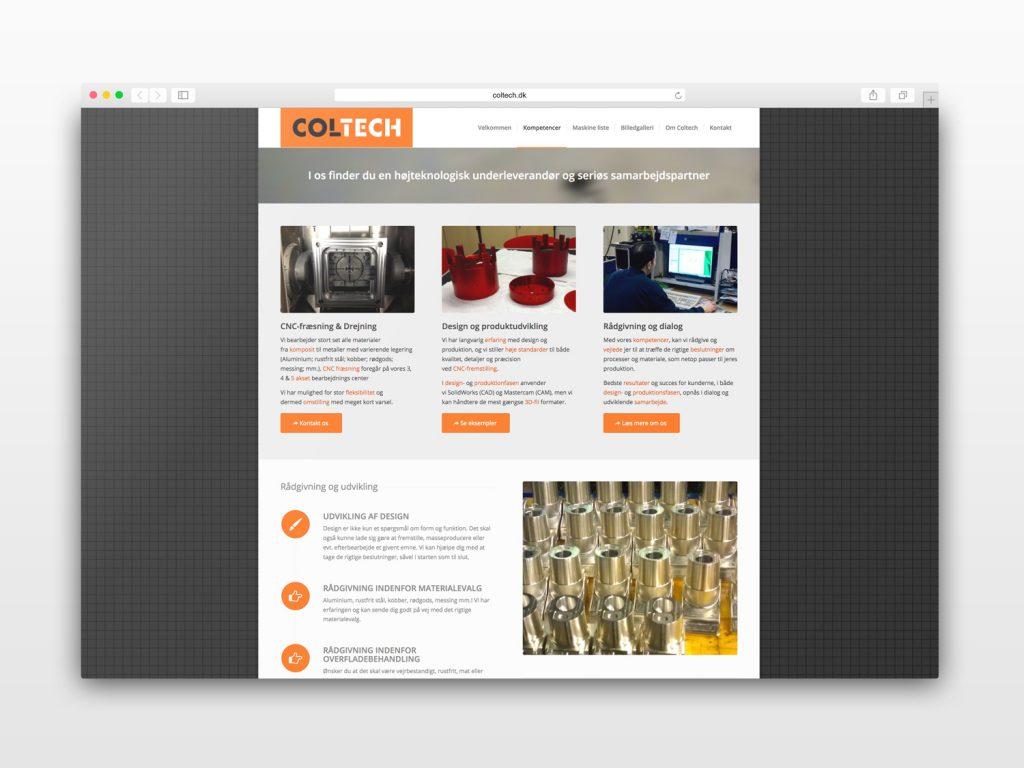 Webdesign - Nicole Jul Nielsen