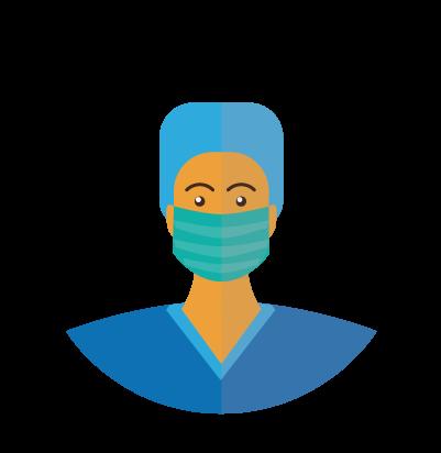 Sygeplejerske ikon